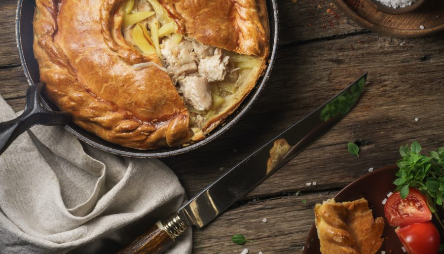 Modern British cuisine, redefined