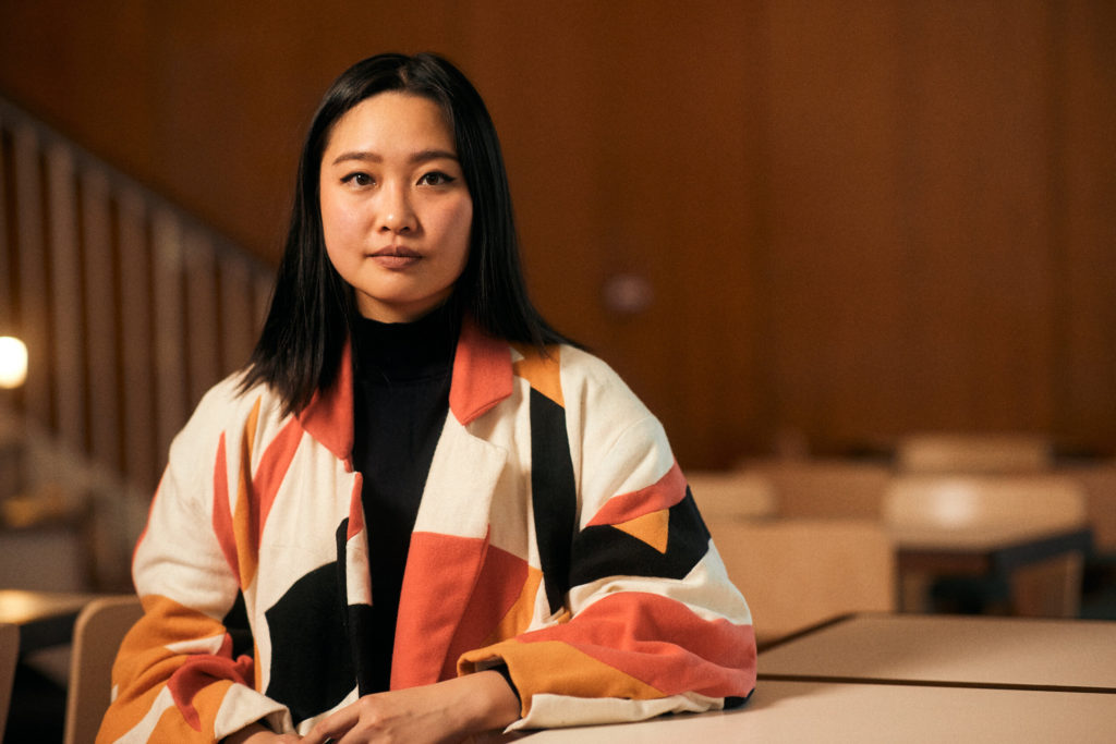 Erchen Chang founder of BAO London, interviewed for Service Abnormal