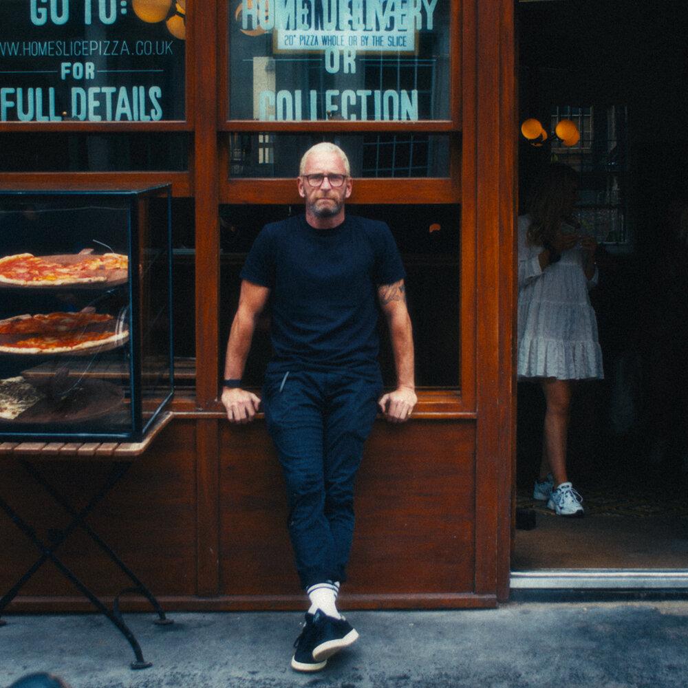 Mark Wogan for Homeslice London, shot by Service Abnormal