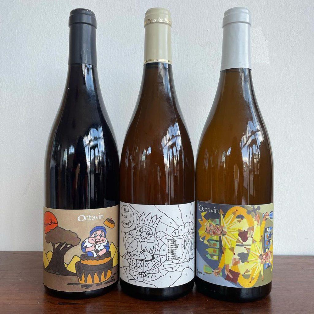 Hockley Bottle Shop for natural wines in celebration of English Wine Week