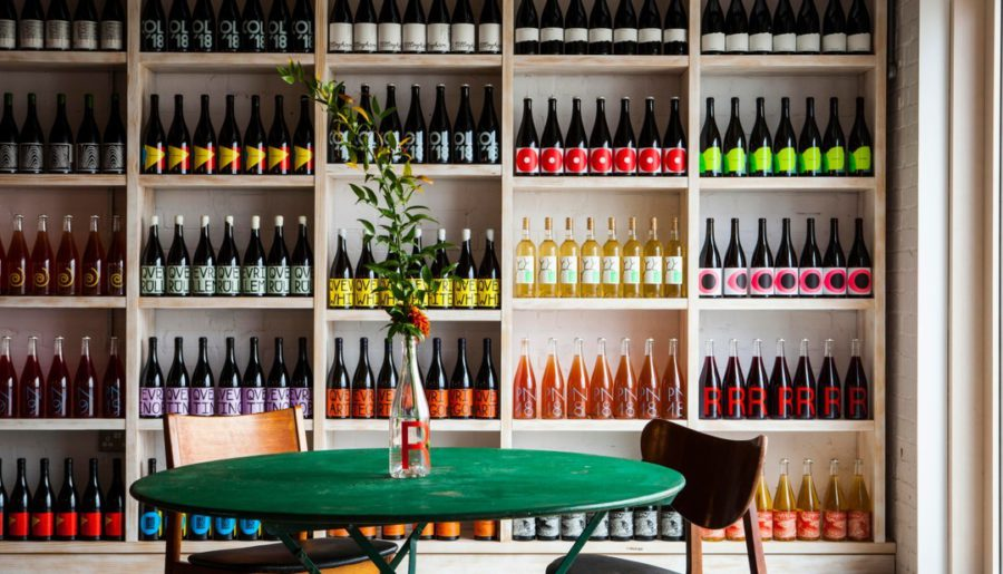 The best places for English, organic and natural wine